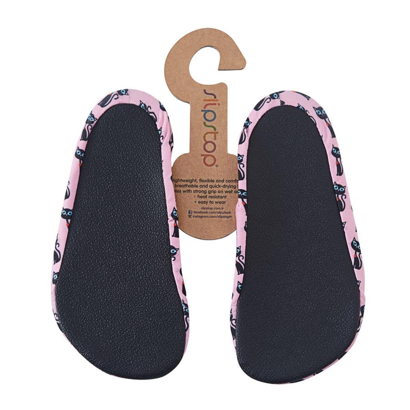 Slipstop Mimi Kedi Çocuk Pembe Havuz Ayakkabısı