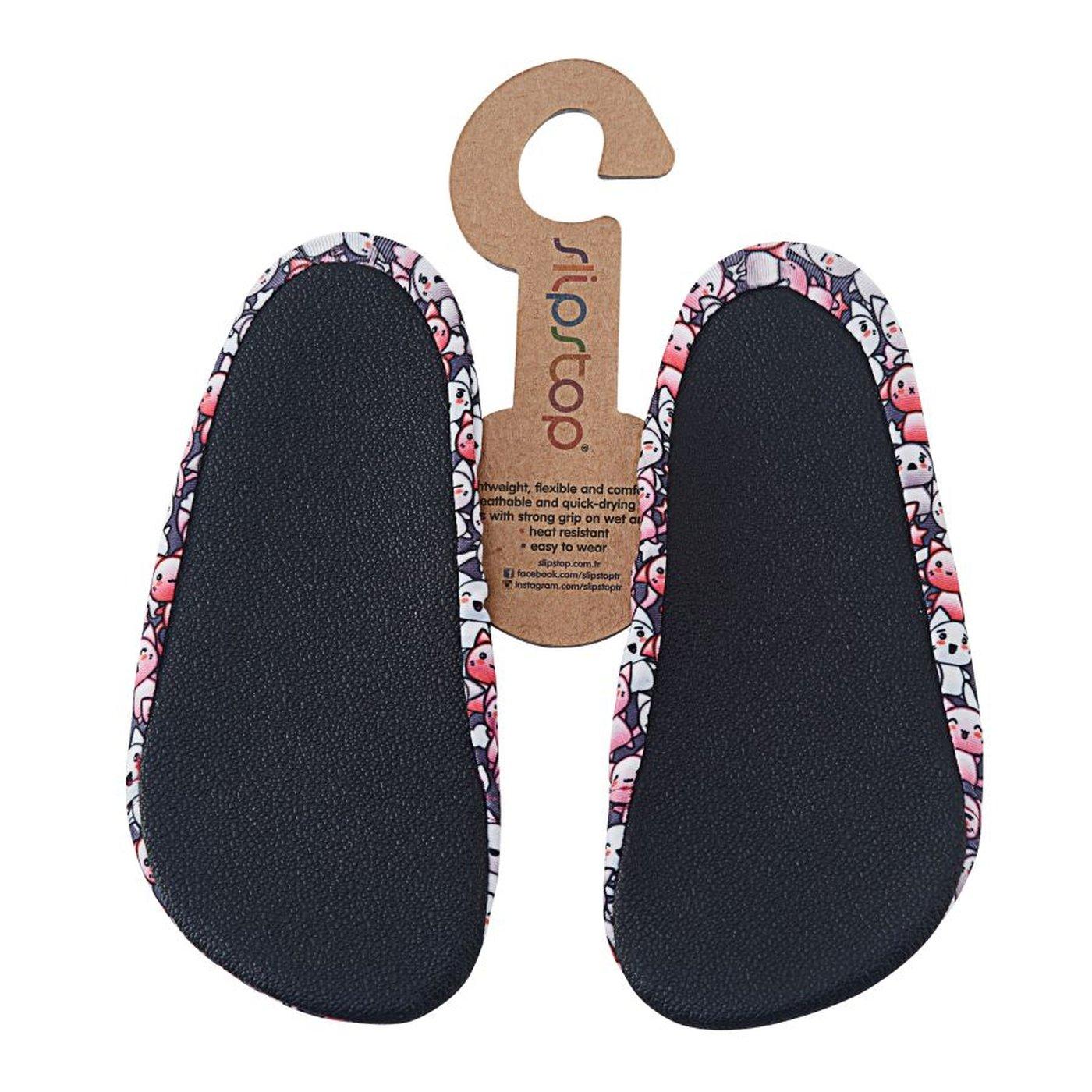 Slipstop Tiny Renkli Çocuk Havuz Ayakkabısı