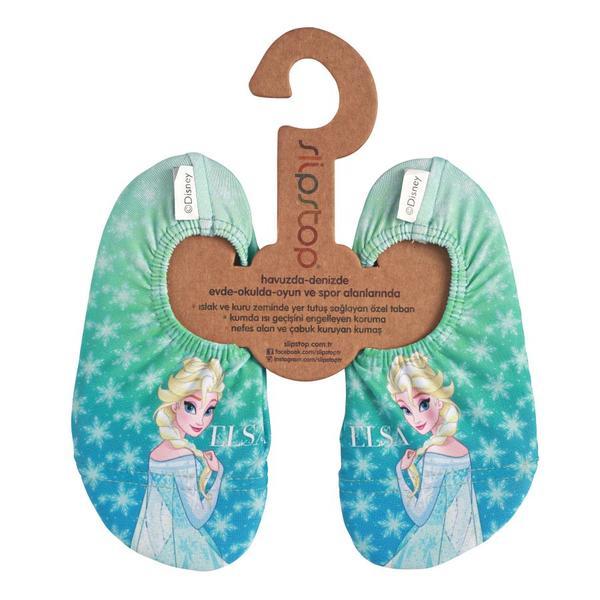 Slipstop Vanilla Disney Frozen Çocuk Mavi Havuz Ayakkabısı