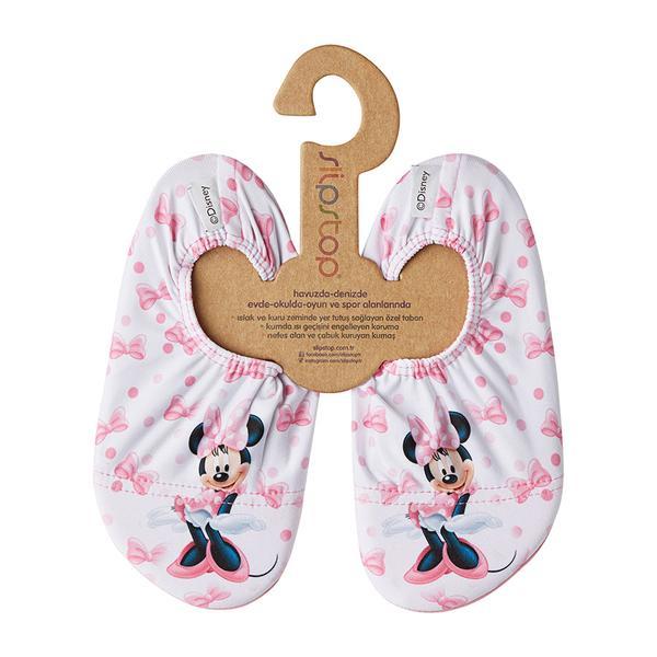 Slipstop Piti Pembe Çocuk Havuz Ayakkabısı