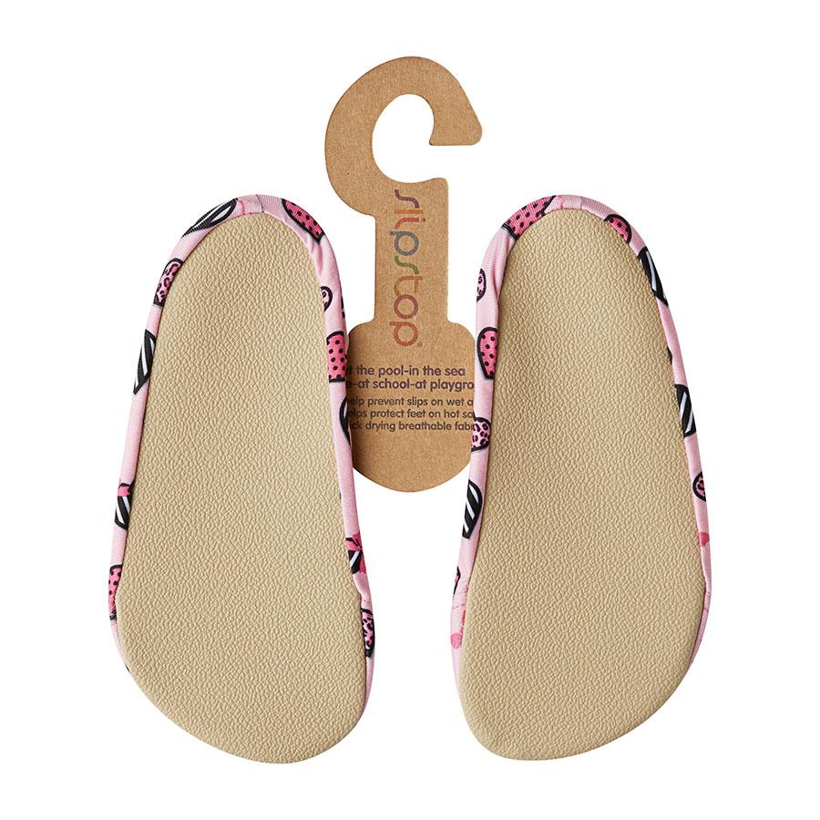 Slipstop Fancy Pembe Çocuk Havuz Ayakkabısı
