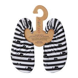 Slipstop Sneaky Junior Siyah Çocuk Havuz Ayakkabısı