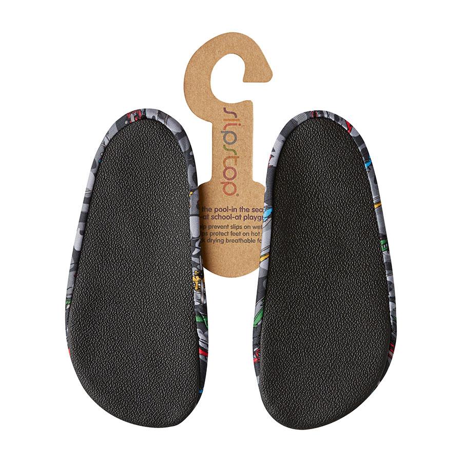 Slipstop Chopper Siyah Çocuk Havuz Ayakkabısı