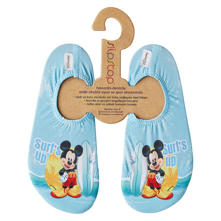Slipstop Gremmy Mavi Çocuk Havuz Ayakkabısı
