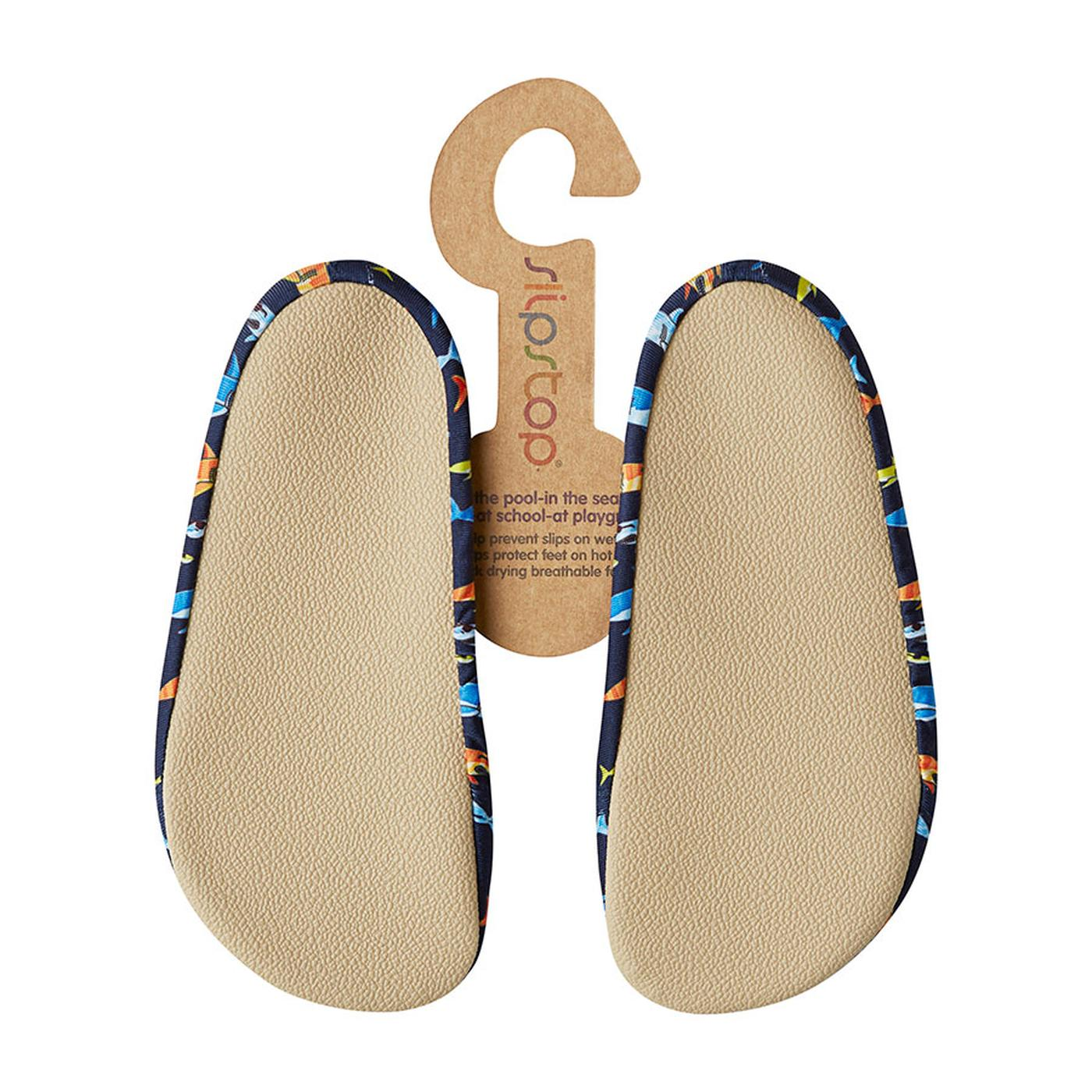 Slipstop Snob Lacivert Çocuk Havuz Ayakkabısı