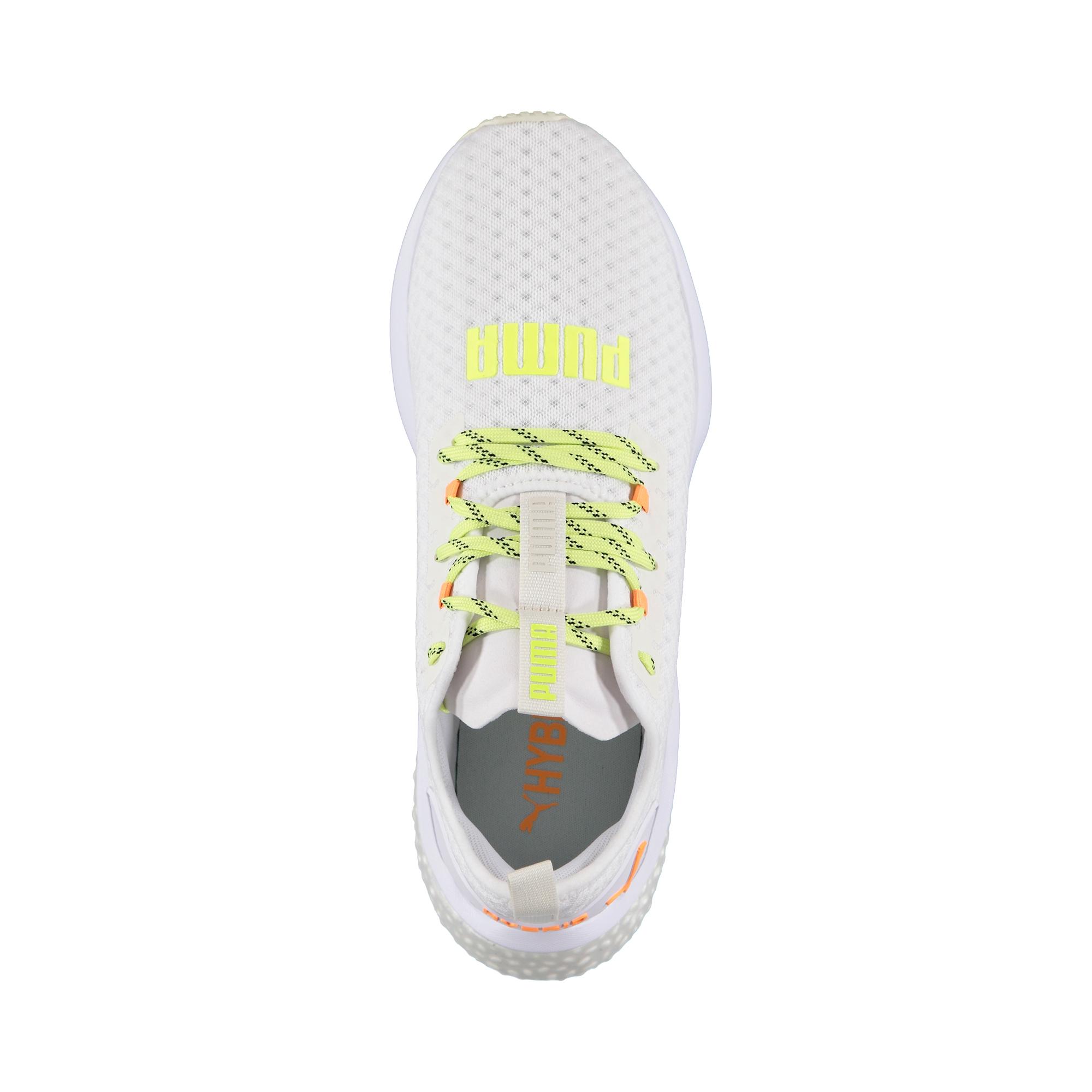 Puma Hybrid Nx Daylight Erkek Gri Spor Ayakkabı