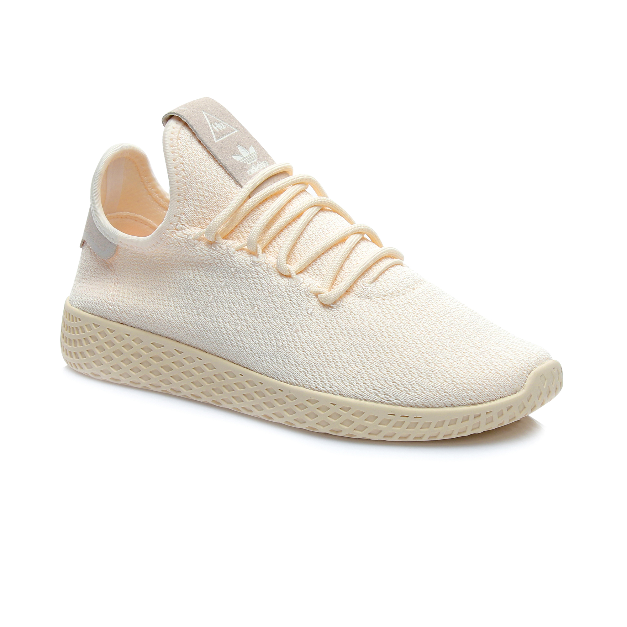 adidas Originals Pw Tennis Hu Kadın Krem Spor Ayakkabı
