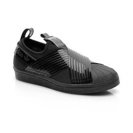 adidas Originals Superstar Slip On Kadın Siyah Spor Ayakkabı
