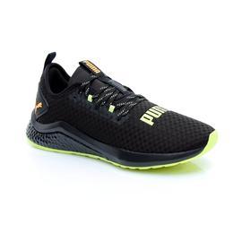 Puma Hybrid Nx Daylight Erkek Siyah Spor Ayakkabı