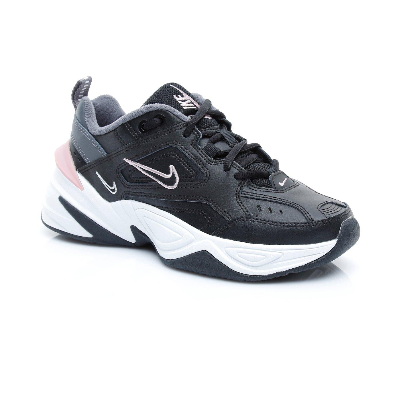 Nike M2K Tekno Kadın Siyah Spor Ayakkabı