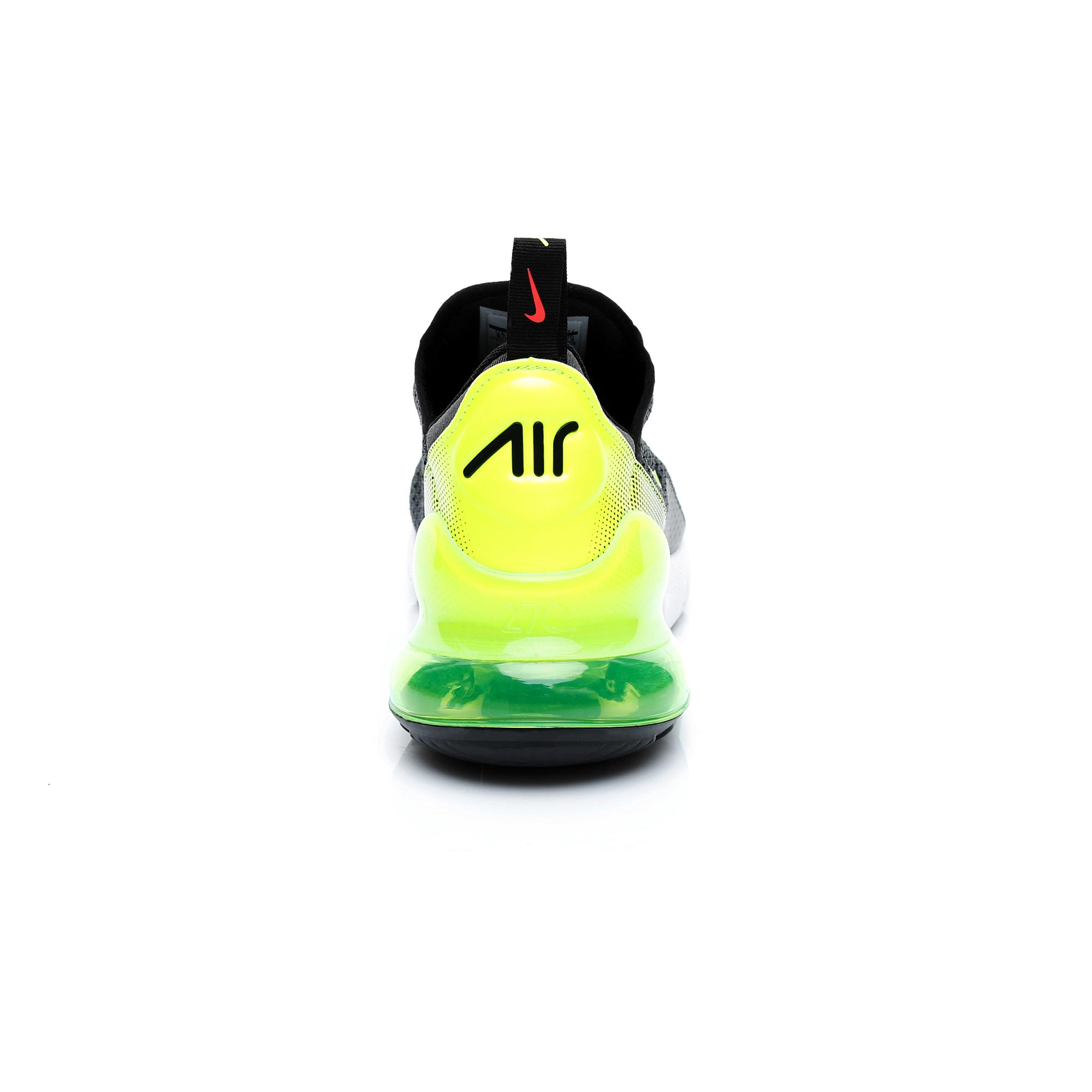 Nike Air Max 270 Se Erkek Siyah Spor Ayakkabı