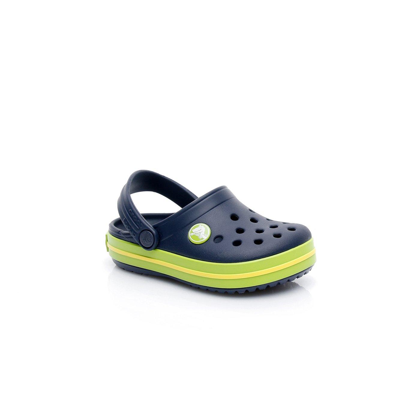 Crocs Crocband Clog K Çocuk Yeşil Terlik