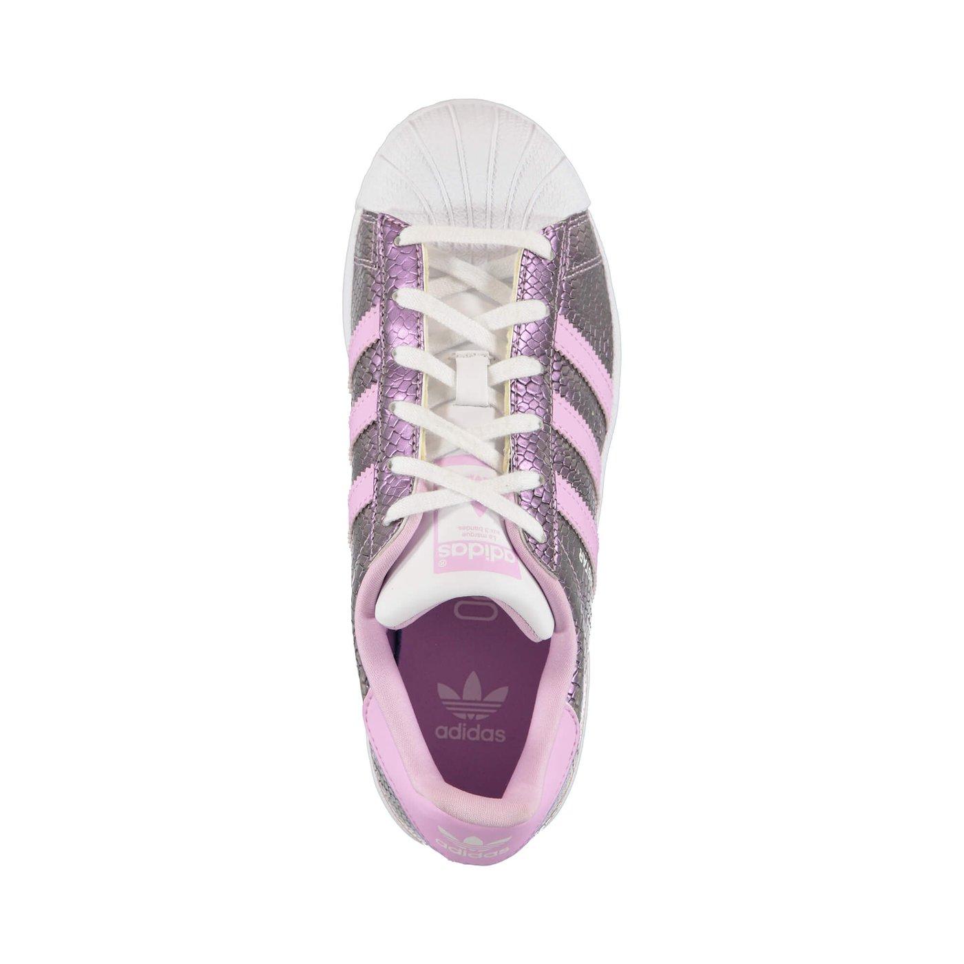 adidas Superstar Kadın Metalik Spor Ayakkabı