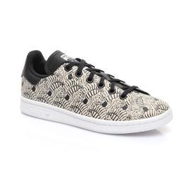 adidas Stan Smith Kadın Bej Spor Ayakkabı