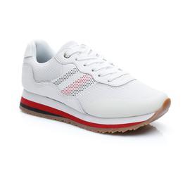 Tommy Hilfiger Corporate Retr Kadın Beyaz Spor Ayakkabı