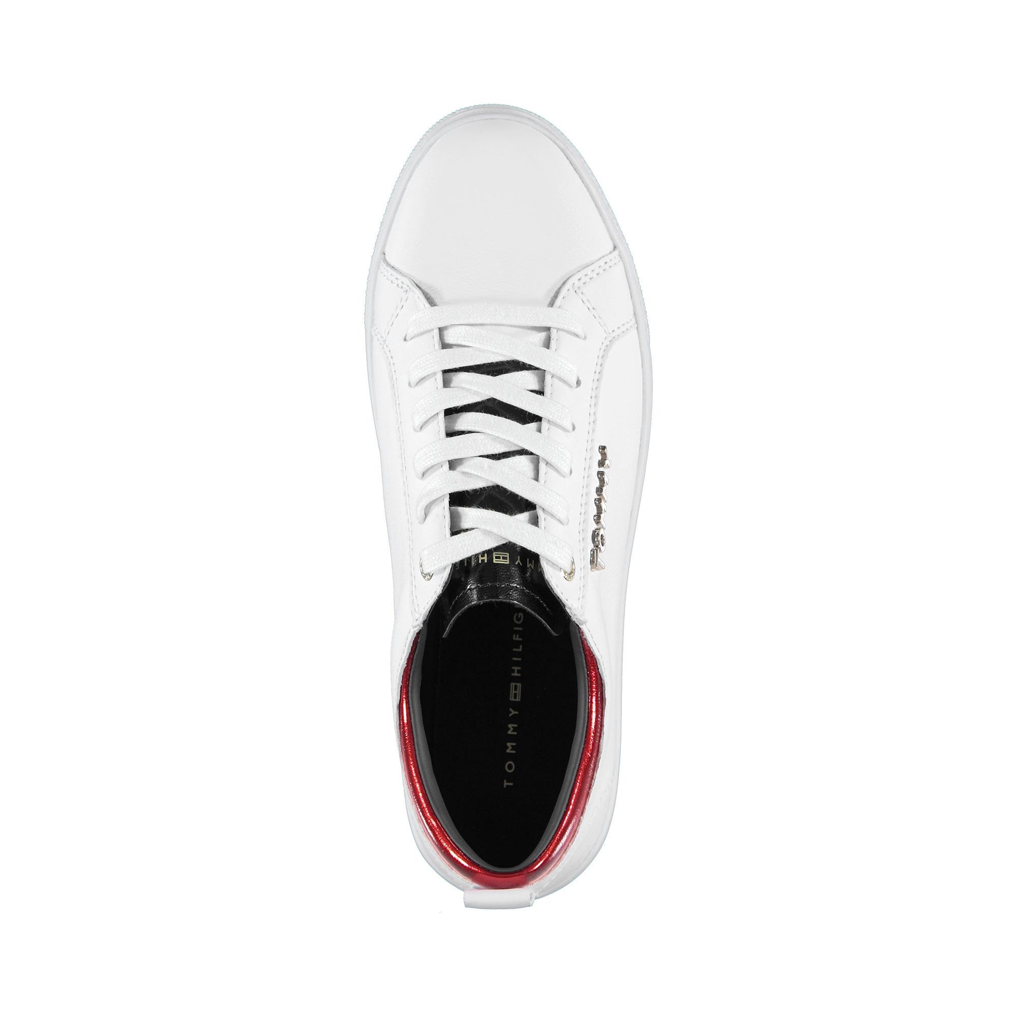Tommy Hilfiger City Kadın Beyaz Spor Ayakkabı