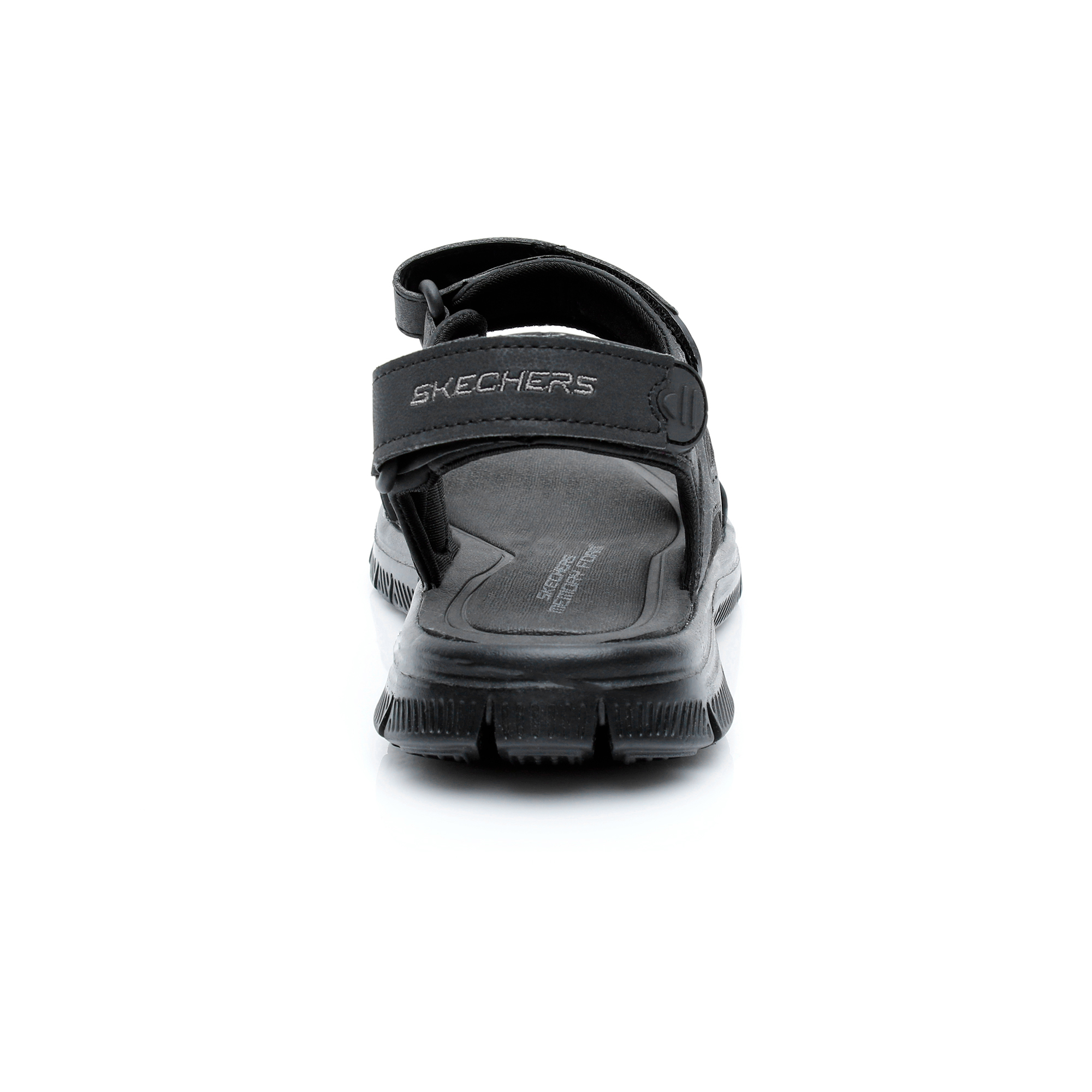 Skechers Flex Advantage 1.0- Upwell Erkek Siyah Sandalet