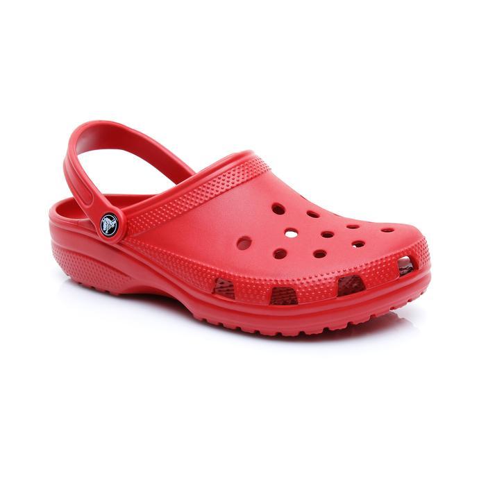 Crocs Classic Erkek Kırmızı Terlik