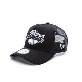 New Era Los Angeles Lakers Unisex Siyah Şapka