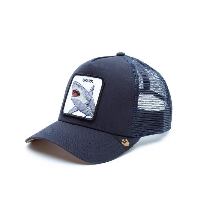 Goorin Bros Dunnah Lacivert Şapka