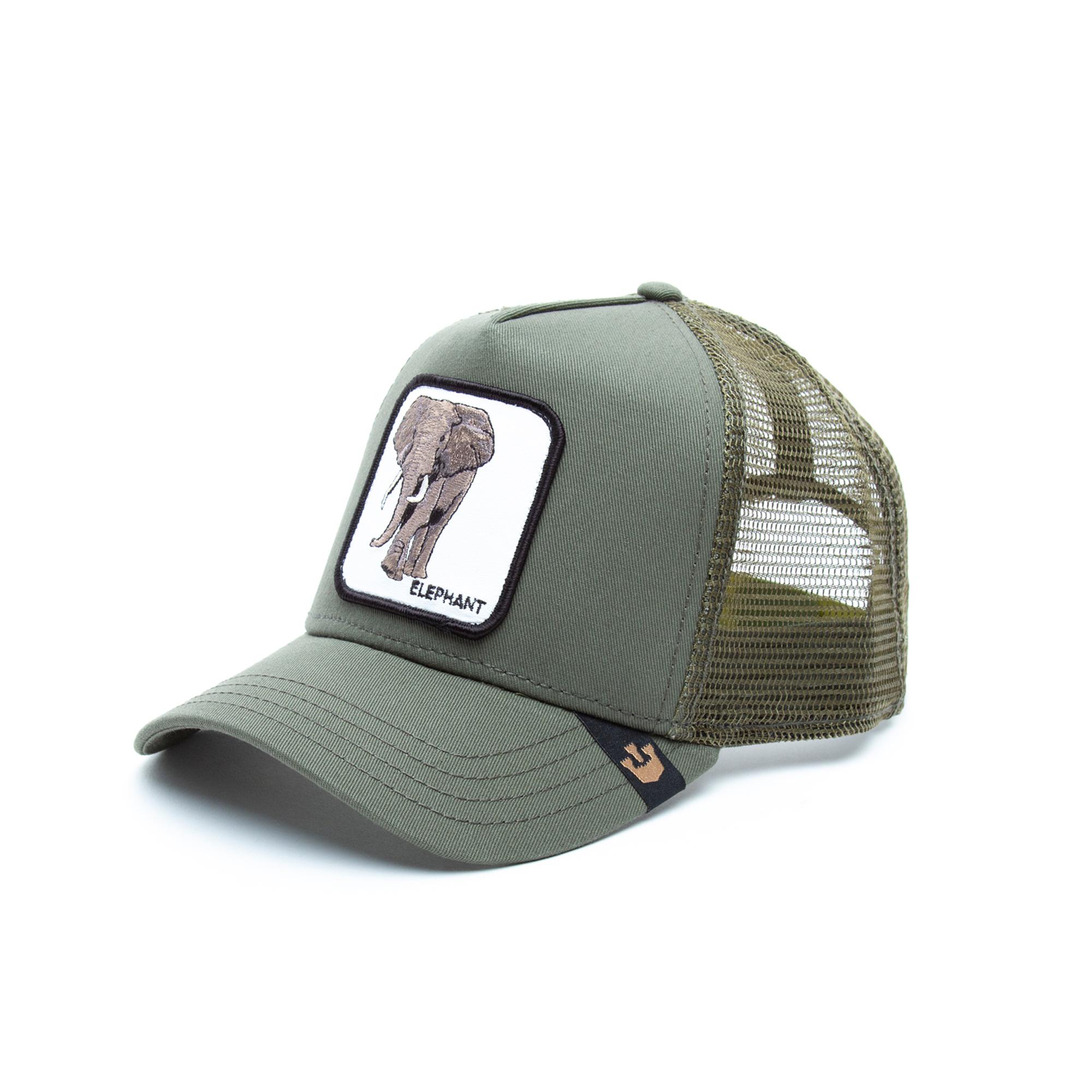 Goorin Bros Elephant Yeşil Şapka