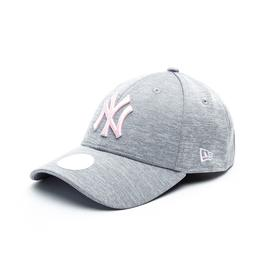 New Era Newyork Yankees Shadow Unisex Gri Şapka