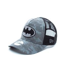 New Era 9Forty Batman Gri Çocuk Şapka