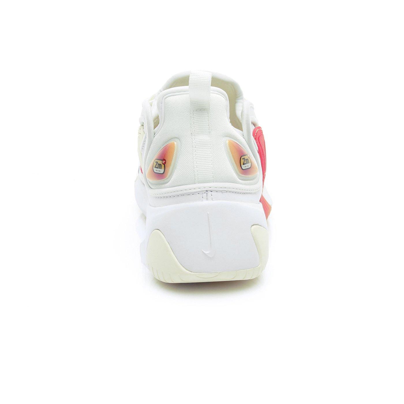 Nike Zoom 2K Kadın Beyaz-Pembe Spor Ayakkabı