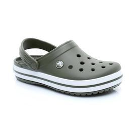 Crocs Crocband Kadın Yeşil Terlik