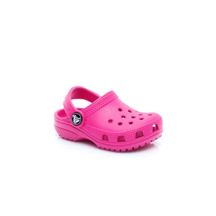 Crocs Classic Clog K Çocuk Pembe Terlik