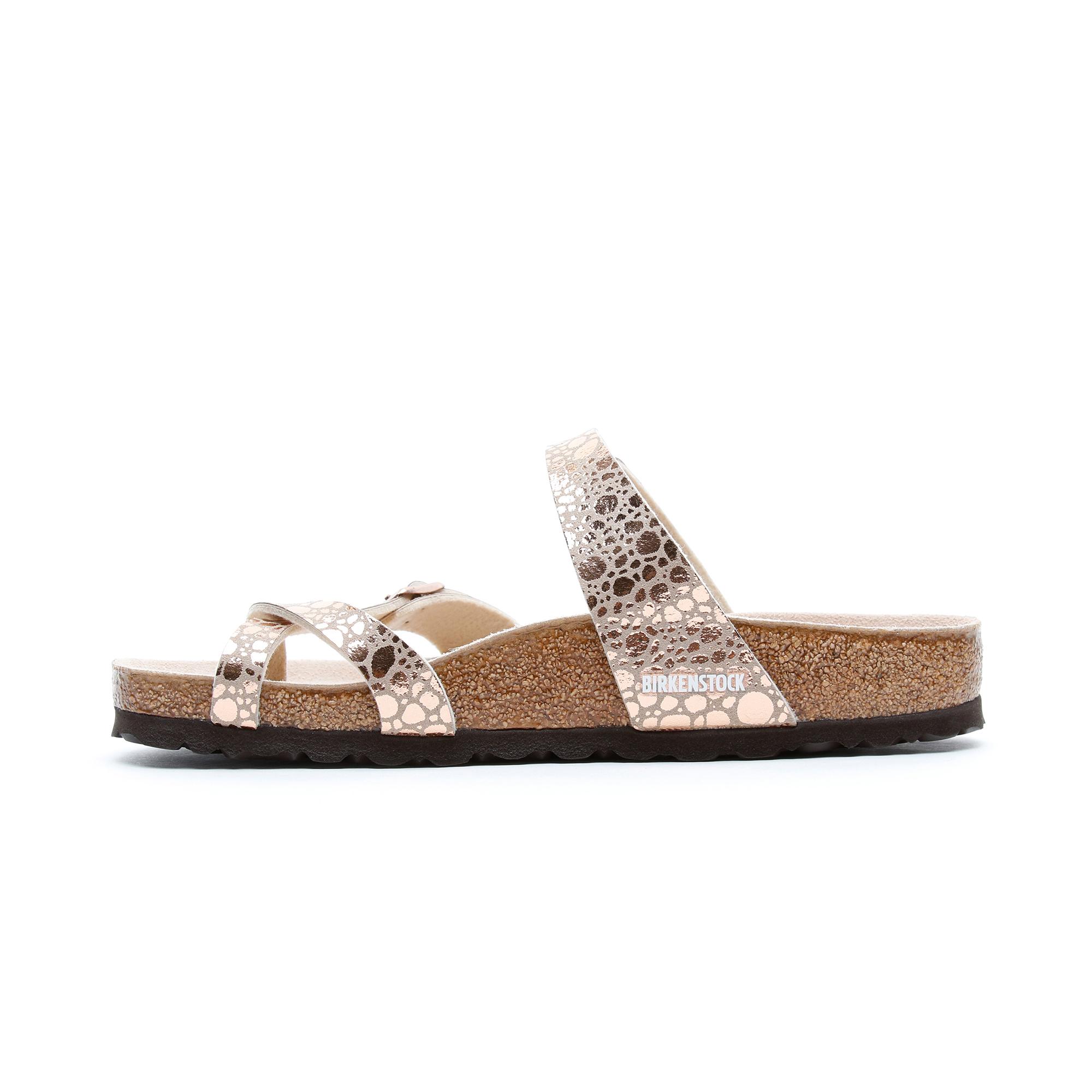 Birkenstock Mayari Kadın Bej Sandalet