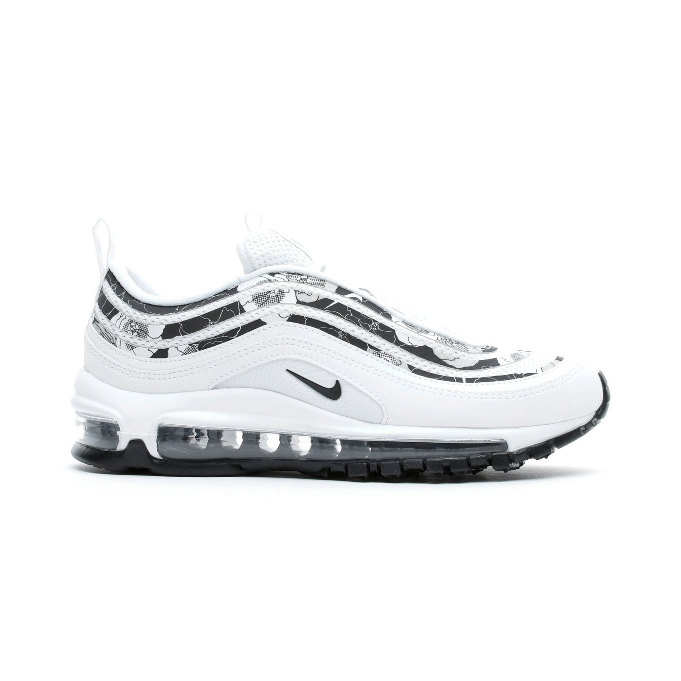 The Nike Air VaporMax 97 Silver Bullet Touches Down