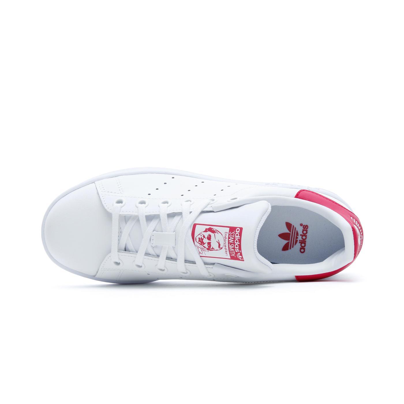 adidas Stan Smith Kadın Beyaz-Pembe Spor Ayakkabı