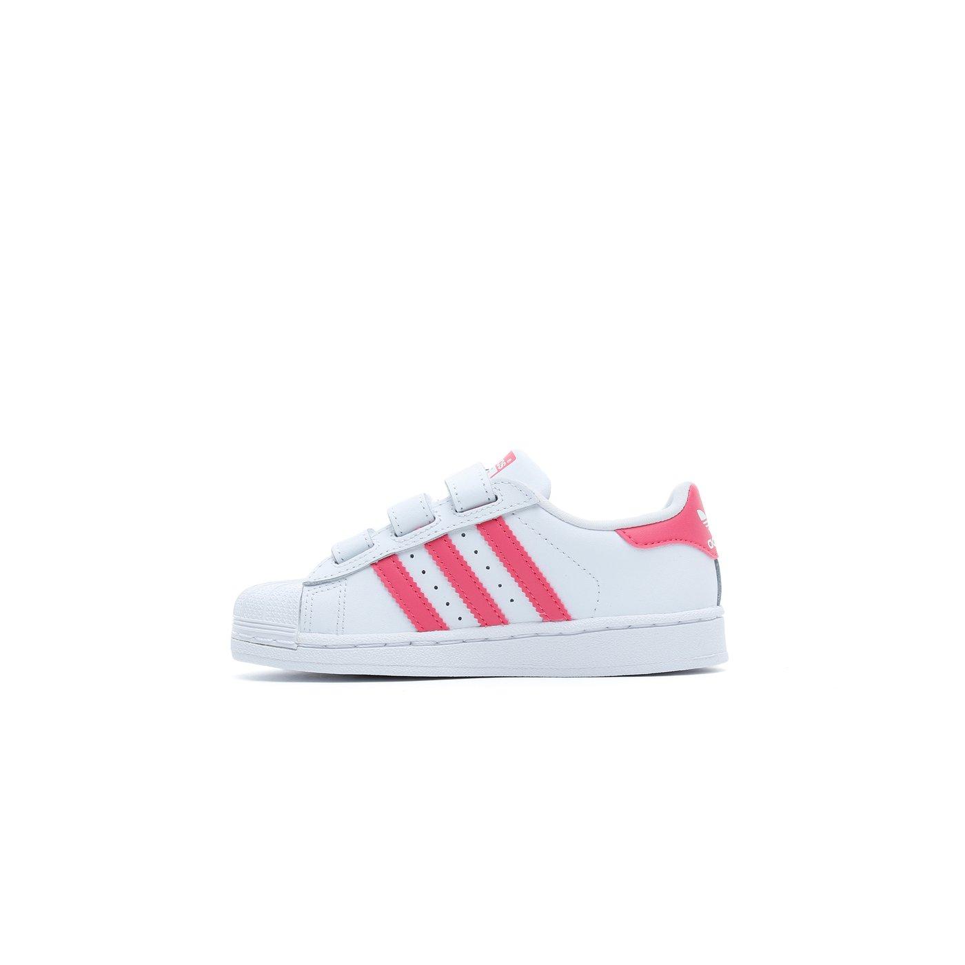 adidas Superstar CF Çocuk Beyaz Spor Ayakkabı