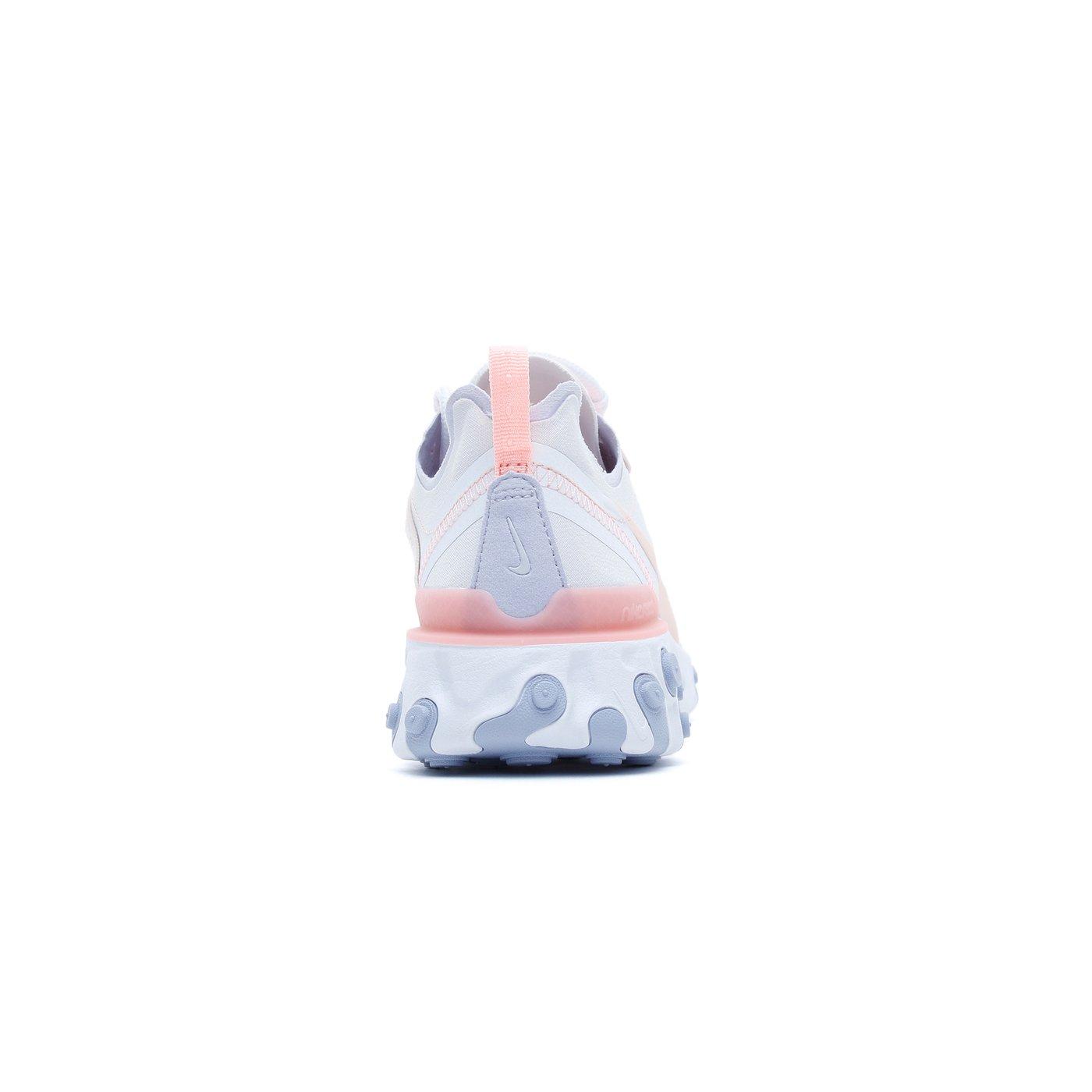 Nike React Element 55 Pembe Kadın Spor Ayakkabı