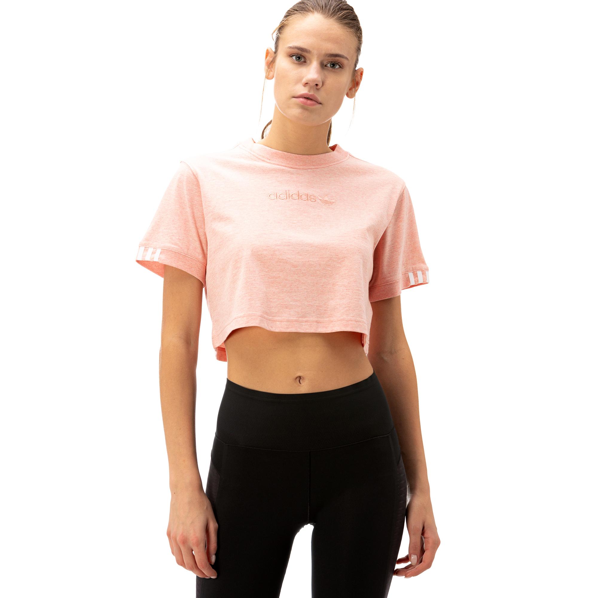 adidas Coeeze Kadın Pembe T-Shirt
