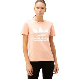 adidas Trefoil Kadın Turuncu T-Shirt