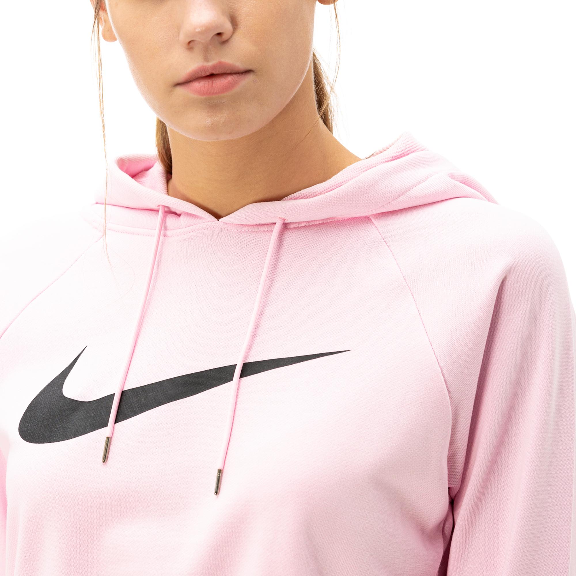 Nike Sportswear Swoosh Kadın Pembe Sweatshirt
