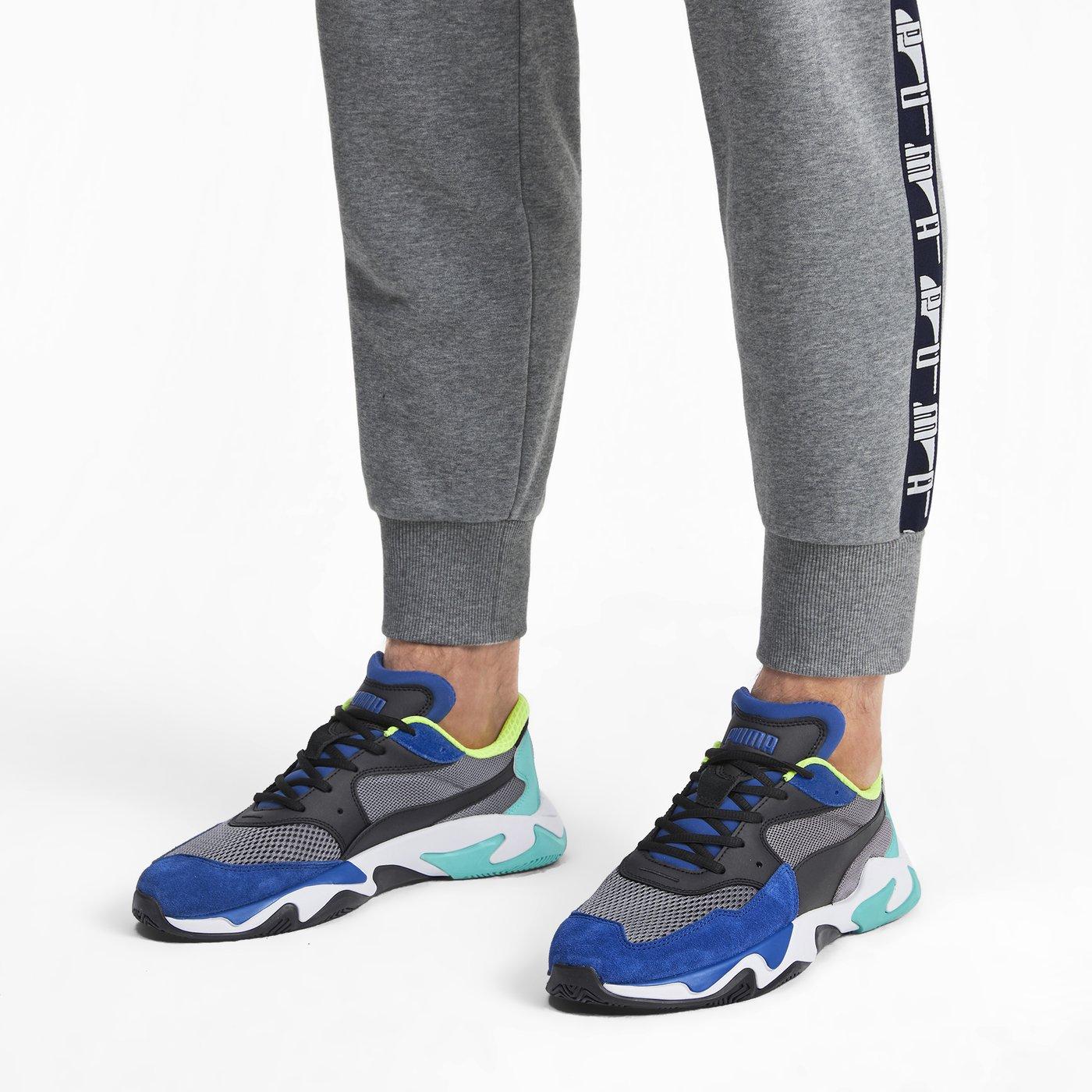 Puma Storm Origin Erkek Mavi Spor Ayakkabı