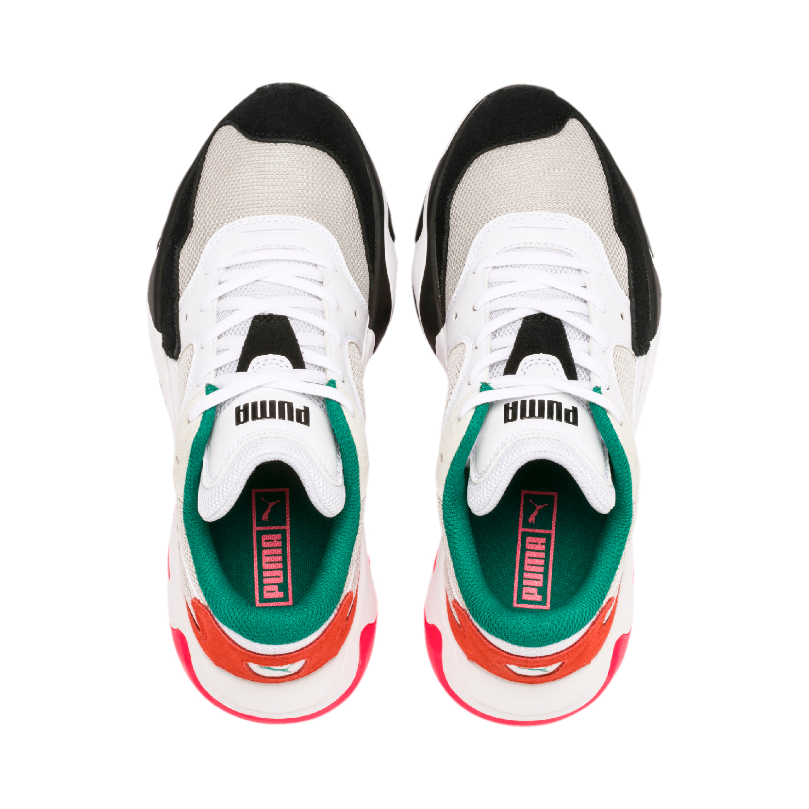 Puma Storm Origin Kadın Krem Spor Ayakkabı