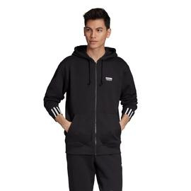 adidas Kapüşonlu Erkek Siyah Sweatshirt