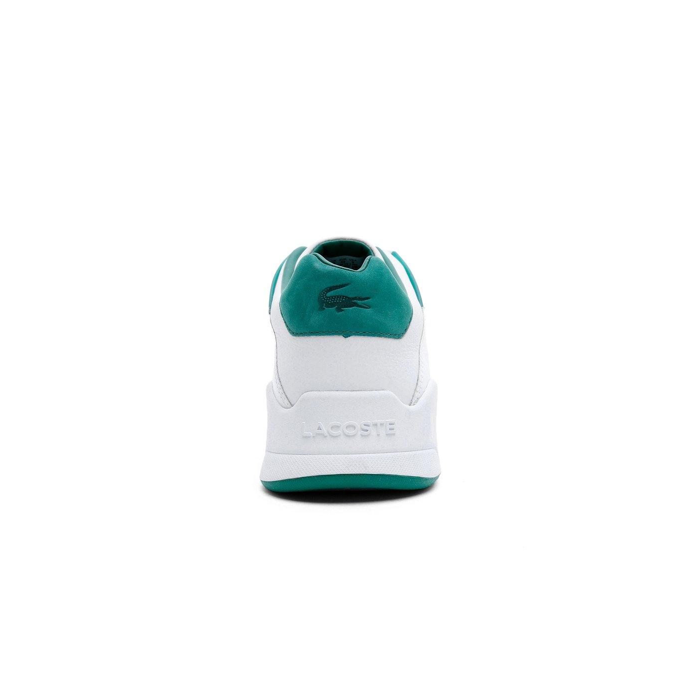 Lacoste Court Slam Erkek Beyaz - Yeşil Spor Ayakkabı