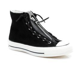 Converse Chuck Taylor All Star 70's Zip Kadın Siyah Sneaker