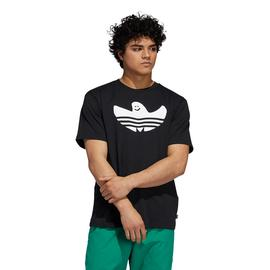 adidas Shmoo Fill Siyah Erkek T-Shirt