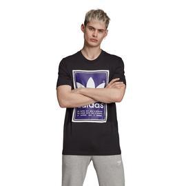 adidas Filled Label Siyah Erkek T-Shirt