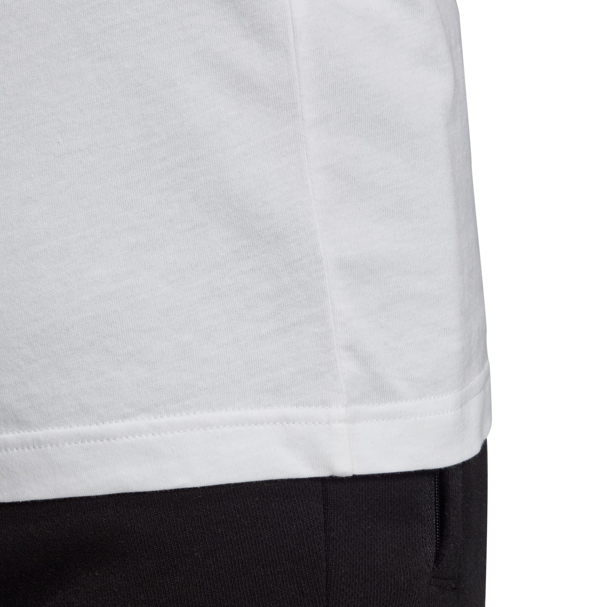 adidas Camo Beyaz Erkek T-Shirt