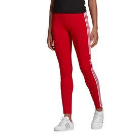 adidas Trefoil Kırmızı Kadın Tayt