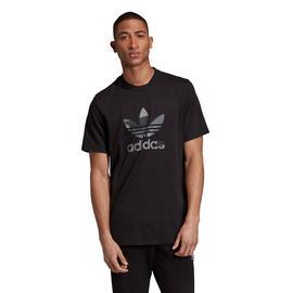 adidas Camo Infill Siyah Erkek T-Shirt