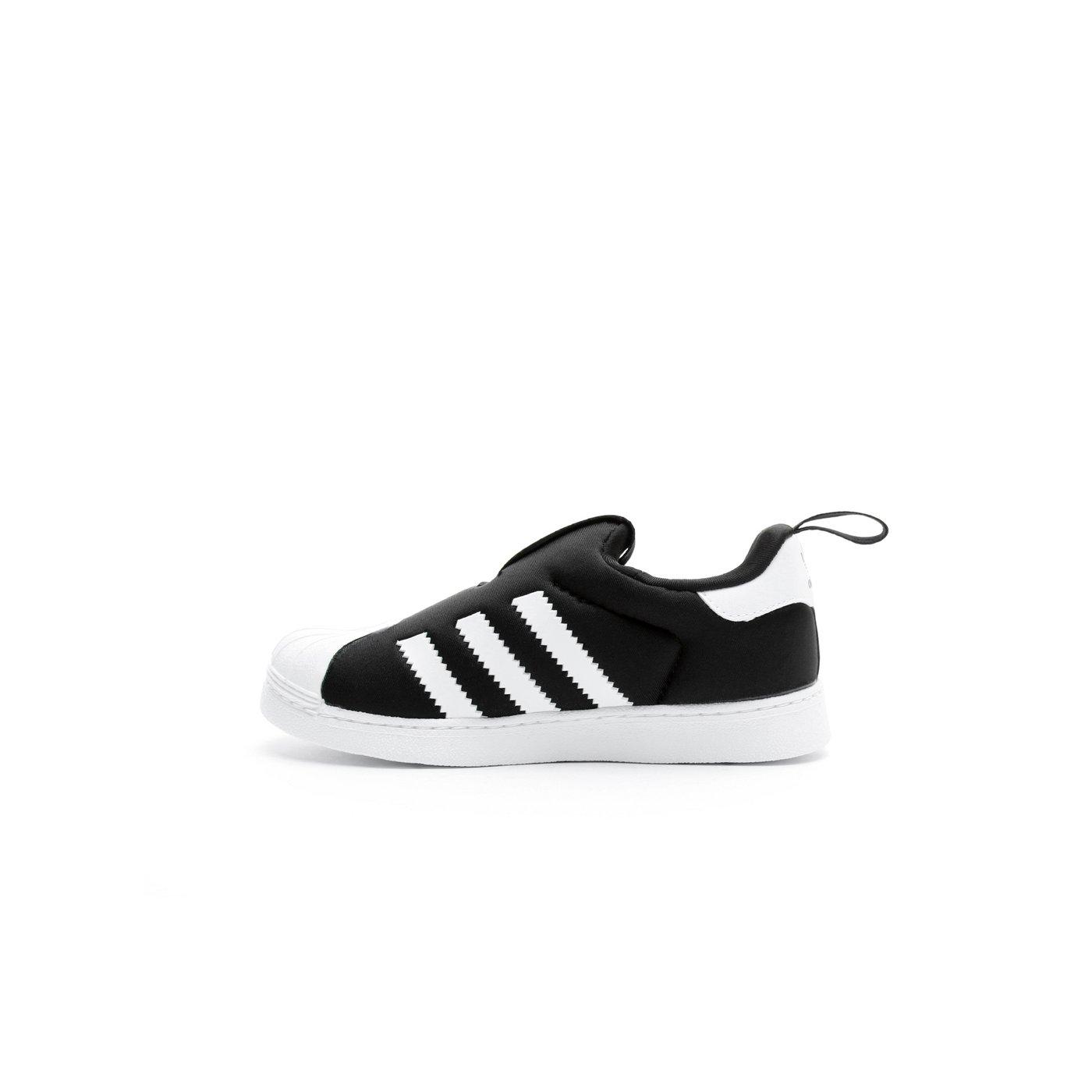 adidas SuperStar 360 Çocuk Siyah Spor Ayakkabı