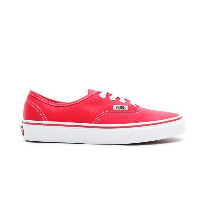 Vans Authentic Kırmızı Kadın Sneaker